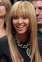 BANGS Beyoncé Knowles Photo - Getty Images